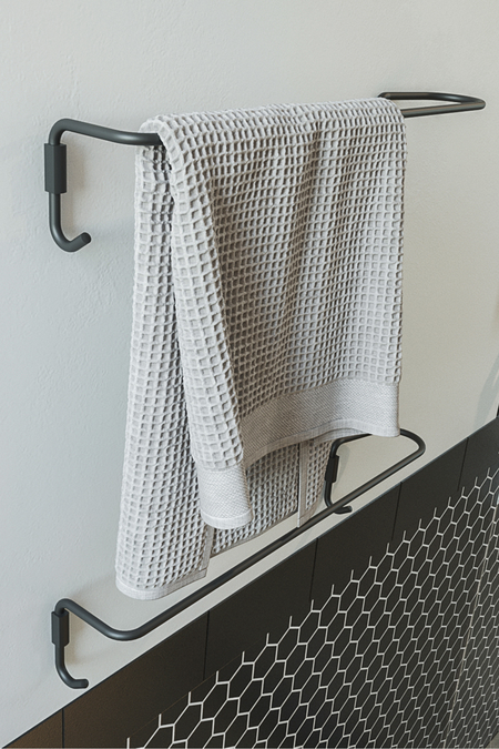 FIL Single Towel Bar