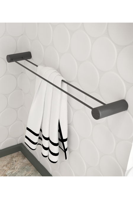 Mesh Towel shelf